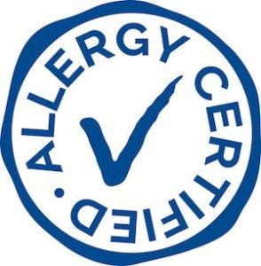 allergi certificeret Zebla