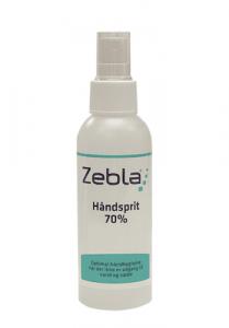 Håndsprit Zebla