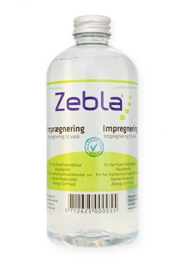 Imprægnering til vask - Zebla