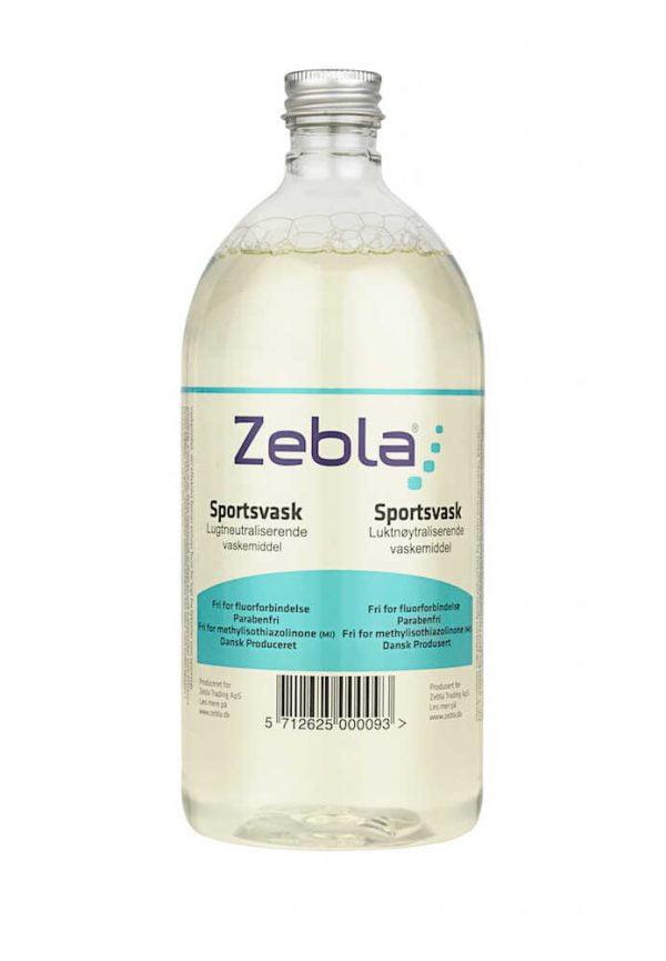 Sportsvask 1000 ml Zebla